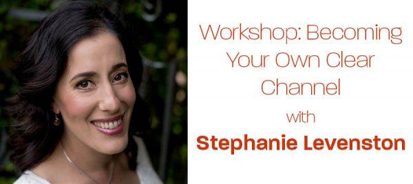 channeling workshop flyer